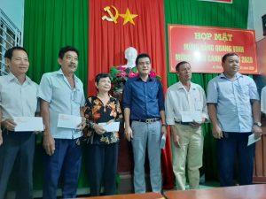 Công ty TNHH Bất động sản An Khương tích cực chung tay góp phần vào hoạt động an sinh xã hội của quận Ninh Kiều.